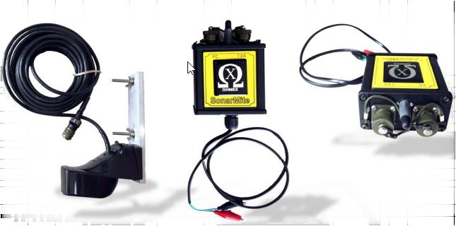 Ohmex SonarMite BTX OEM Singlebeam Echosounder