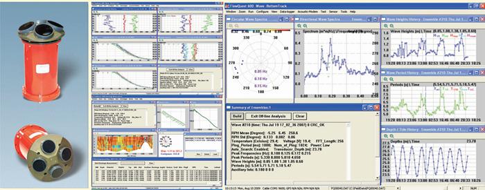 Linkquest FlowQuest Akustik Doppler Akıntı Ölçüm Sistemi