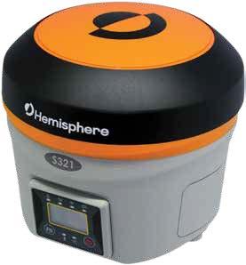 Hemisphere S321 GNSS Akıllı Anten
