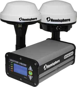 Hemisphere Vector VS330 GNSS Receiver