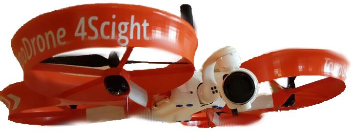 Topo Drone 4 Scight